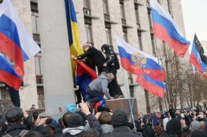 Ukraine Won't Return Crimea By Force, Say Ukrainian Deputies.