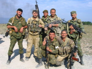 Putin Orders South Ossetian Soldiers Integrated Into Russian Army