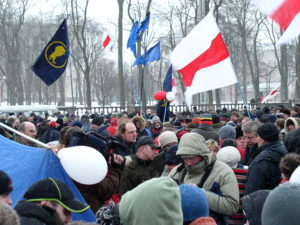 Belarusian 'Police Without Uniforms' Round Up Protesters