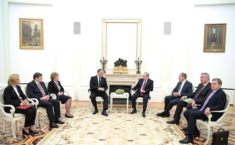 moldova and russia relationship