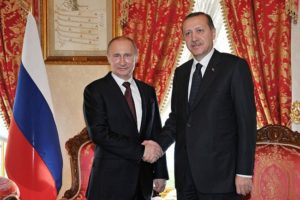 Putin Happy With Cooperation With Turkey In Peace Talks