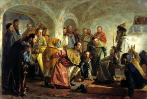 In Russia, many long for return of the Tsar