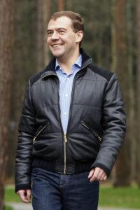 Russia's Prime Minister At Helm Of Massive Corruption Scheme, Activists Allege