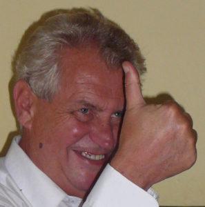 Czech President Miloš Zeman Will Run For Another Term