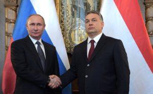 Hungarian President Says Ethnic Homogeneity Needed For Economic Success