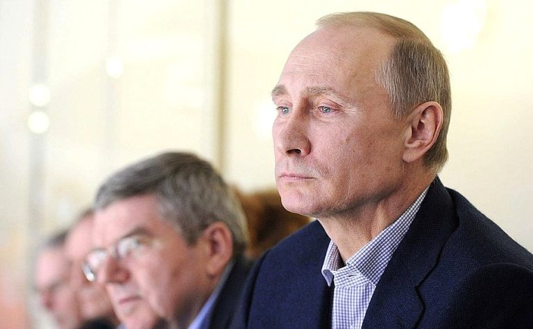 Sanctions have made Putin stronger