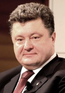 Poroshenko Flips, Now Supporting Rail Blockade In East Ukraine