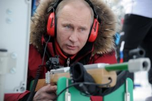 Putin Purges High-Ranking Government Officials