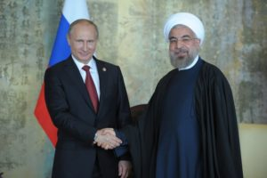 Iranian Leader To Meet Putin In Moscow