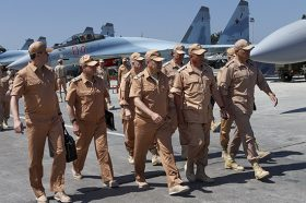 In The Middle East, Russia Is Reasserting Its Power