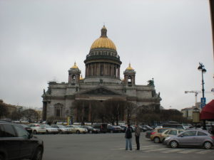 St Isaac's Cathedral In St. Petersburg Moves Closer To Orthodox Church Control