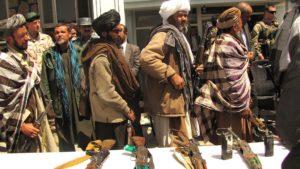 US General Says Russia May Be Arming Taliban