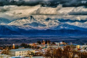 Telavi – The  City I Fell In Love With