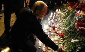 The Enemy Within: Russia Faces Different Islamist Threat With Metro Bombing