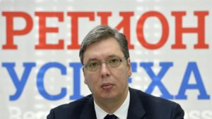 Alexander Vučić Won The Elections By 55%