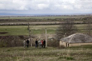 Three Residents Of Border Village Artsevi Detained By Russian Border Guards