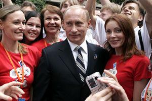 Putin Calls U.S. Allies Chinese Dolls And Boring Ladies.