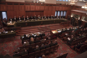 Ukraine Brings Russia Before International Court Of Justice