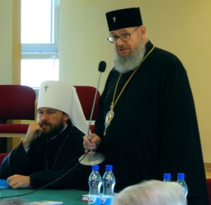 Russian Metropolitan:  Catholics, Orthodox Christians Are Allies, Not Rivals