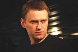 Putin's Nemesis Navalny Calls For More Anti-Corruption Demonstrations