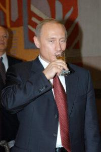 Why the Establishment hates Putin