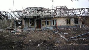 Four Civilians Killed In Artillery Shelling East Ukraine