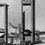 Three Days In May, The Guillotine Heard Again In France