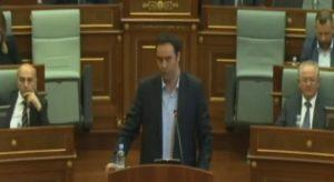 Kosovo government falls