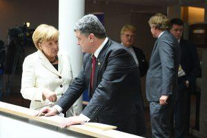 Merkel Wants To Restart Minsk Talks, This Time With Macron