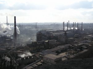 Ukraine Weaning Itself Off Russian Energy