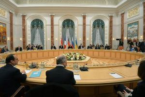 Trilateral Contact Group To Meet Again In Minsk