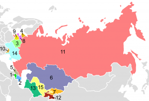 The Frozen Conflicts of the Former Soviet Union