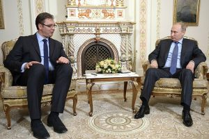 Serbian PM says no plans to join NATO