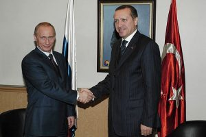 Russia, Turkey Lift All Trade Restrictions