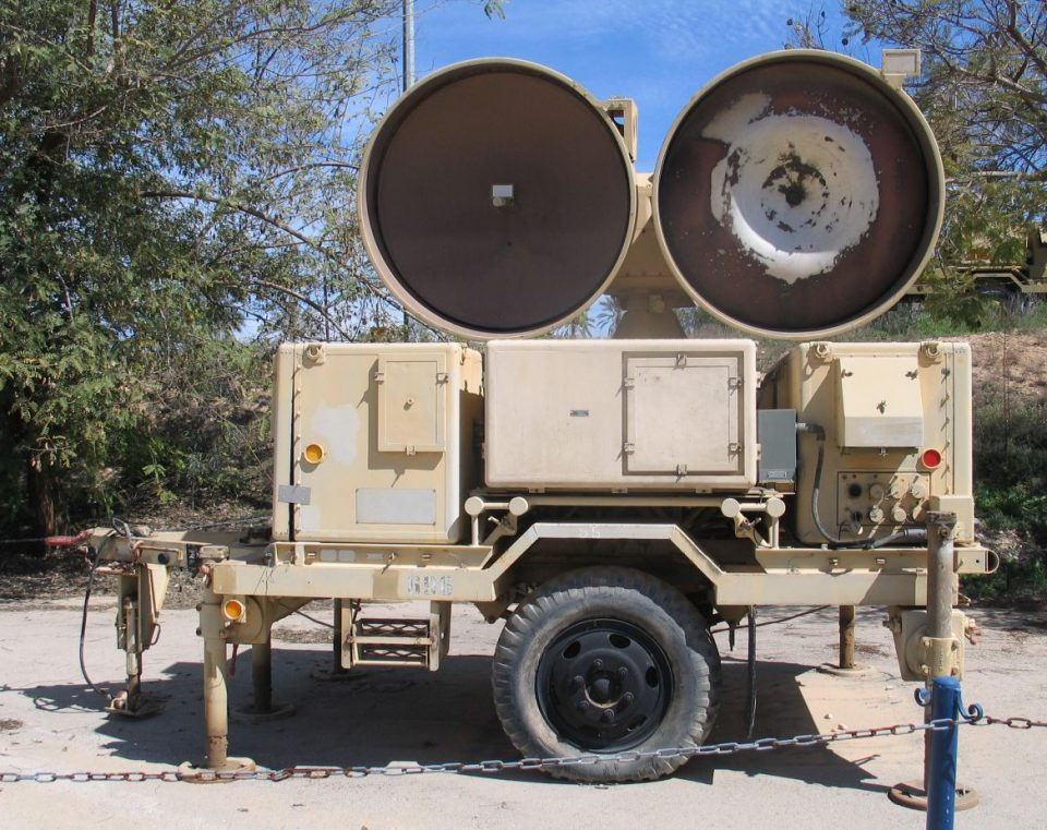 HAWK High Power Illuminating Radar