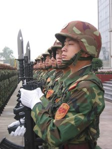 Chinese Army On Maneuvers In Siberia, The Ultimate Survival Test