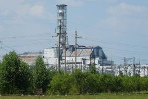 Radiation Levels Spike Amid Wildfire In Ukraine's Chernobyl Exclusion Zone