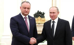 EU To Offer Moldova 100 Million Euros For Anti-Corruption Reforms