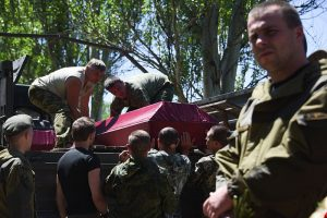 Ukrainian Reported Feared Captured By Donbass Rebels