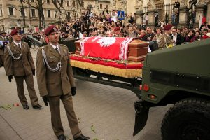 Poland Finds Other Body Parts In Coffin Of President Killed In 2010 Crash