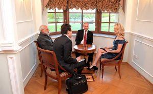 Putin Trolls Megyn Kelly Over Donald Trump