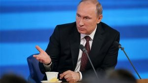 Putin Dismissed Number Of Leaders Of The Regional Directorates