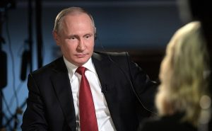 Russian President Holds Annual Question And Answer Session