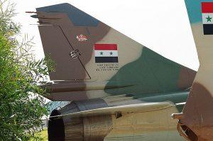 US SHOOTS DOWN SYRIAN WAR PLANE