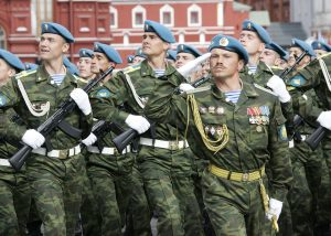 More South Ossetian Soldiers To Join Russian Army