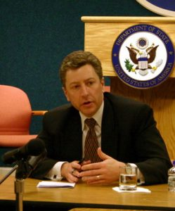 Former U.S. Ambassador to NATO Kurt Volker To Head US Effort To Solve Ukraine Crisis