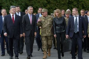 Ukraine Promises Reforms By 2020 To Join NATO