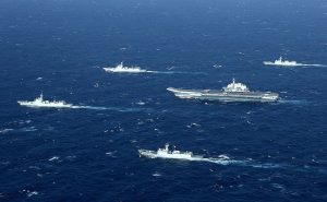 Chinese Warships Dock At Russian Baltic Ports For War Games