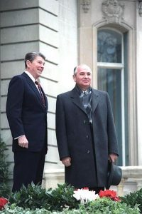 Gorbachev Compares Trump, Putin Meeting To His With Reagan