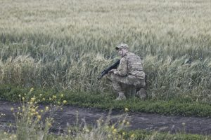 One Ukrainian Soldier Dead, 9 Wounded In Donbass